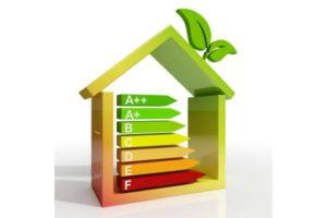 Energy efficiany rating symbol
